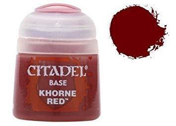 Khorne red (GW)