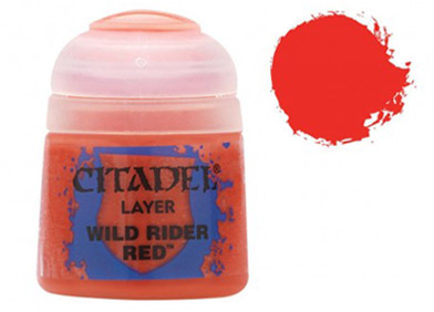 Wild rider red (GW)