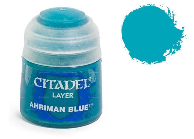 Ahriman blue (GW)
