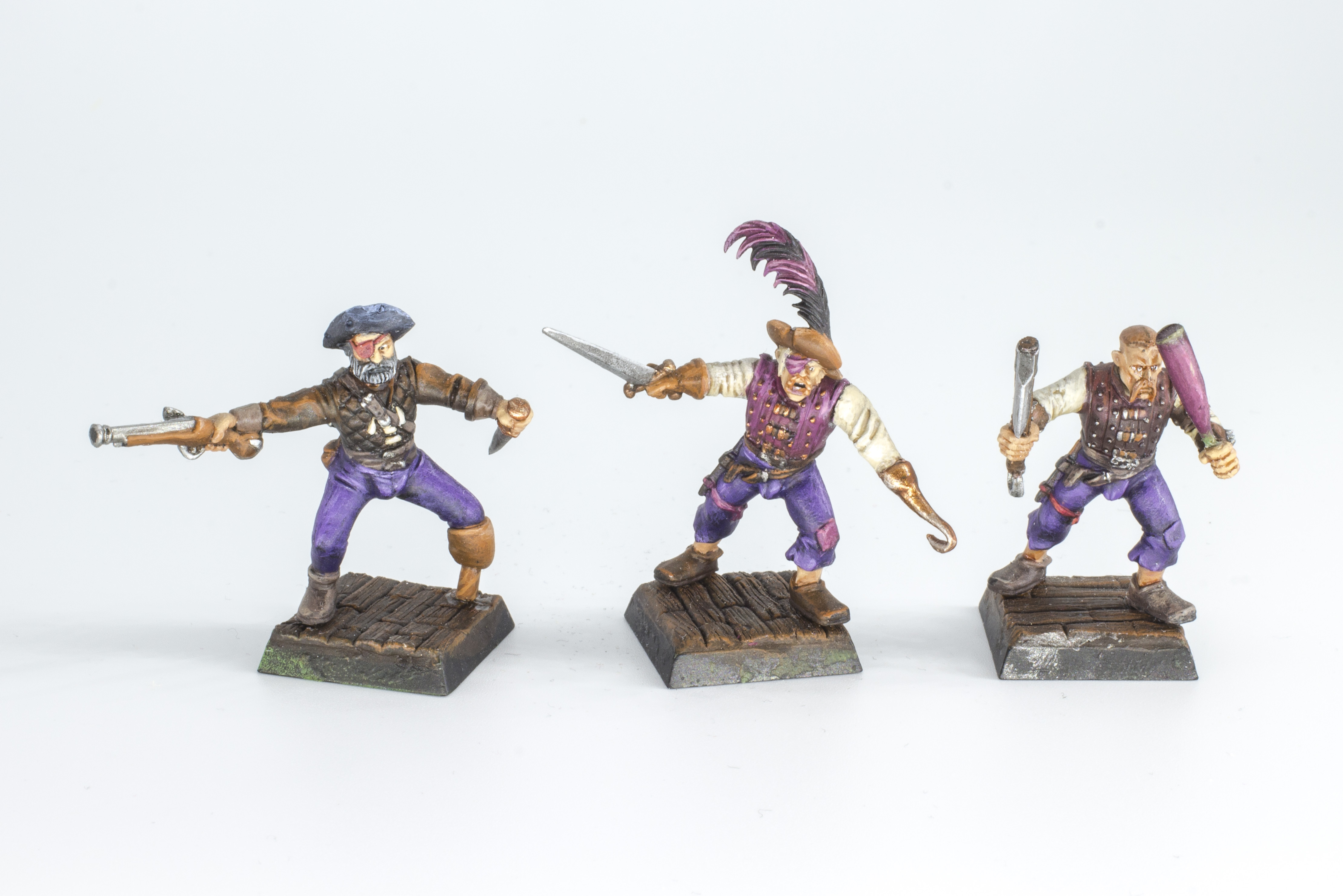 3 Pirates