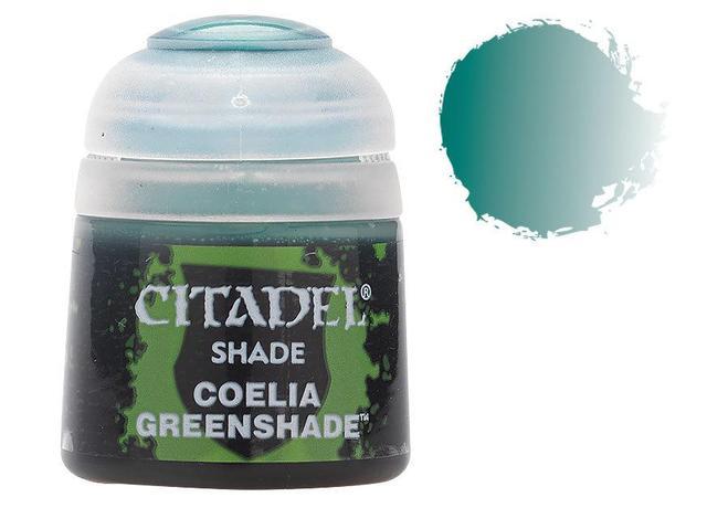 Coelia greenshade (GW)