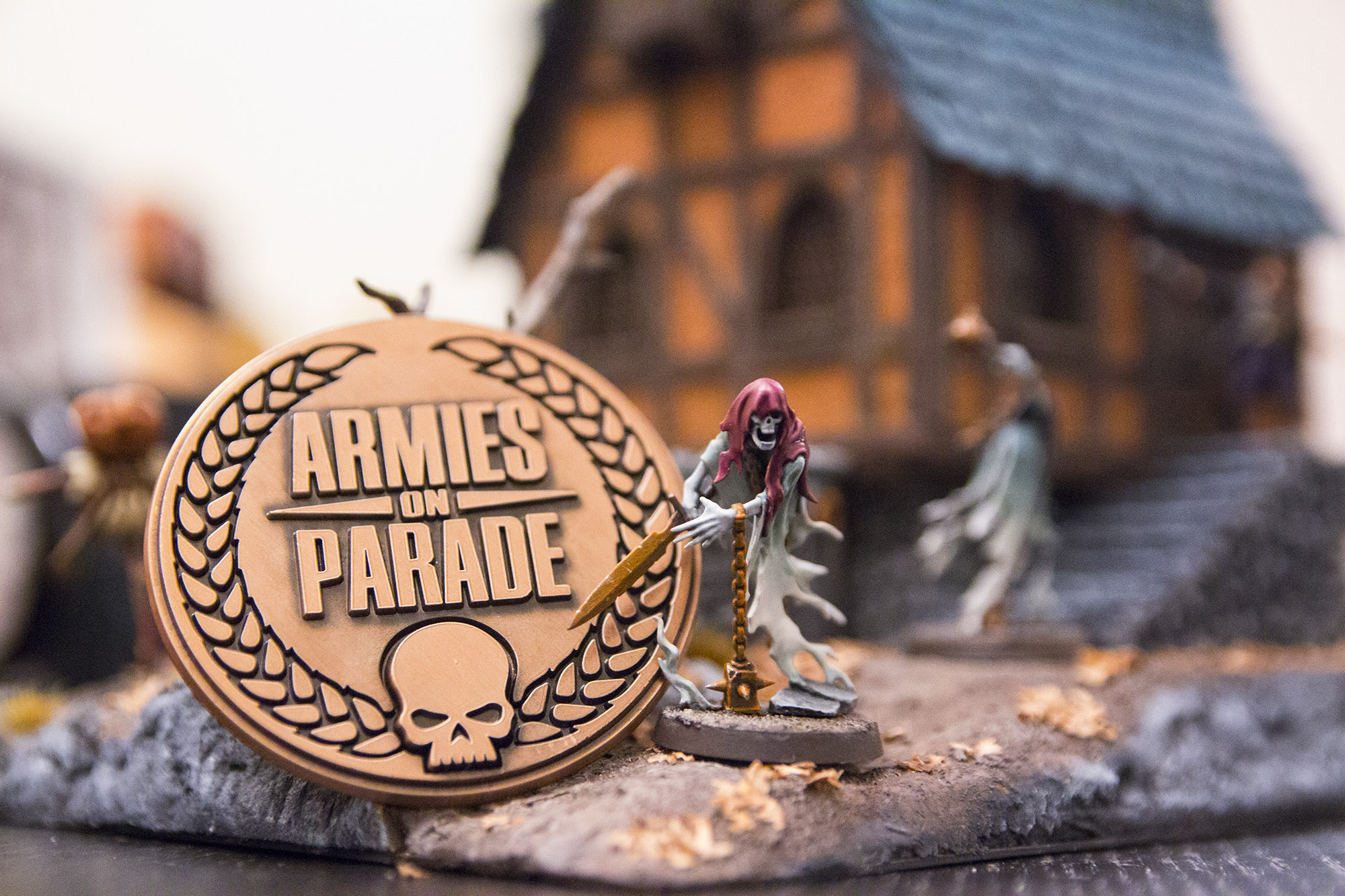 Armies on parade 2018 : bronze
