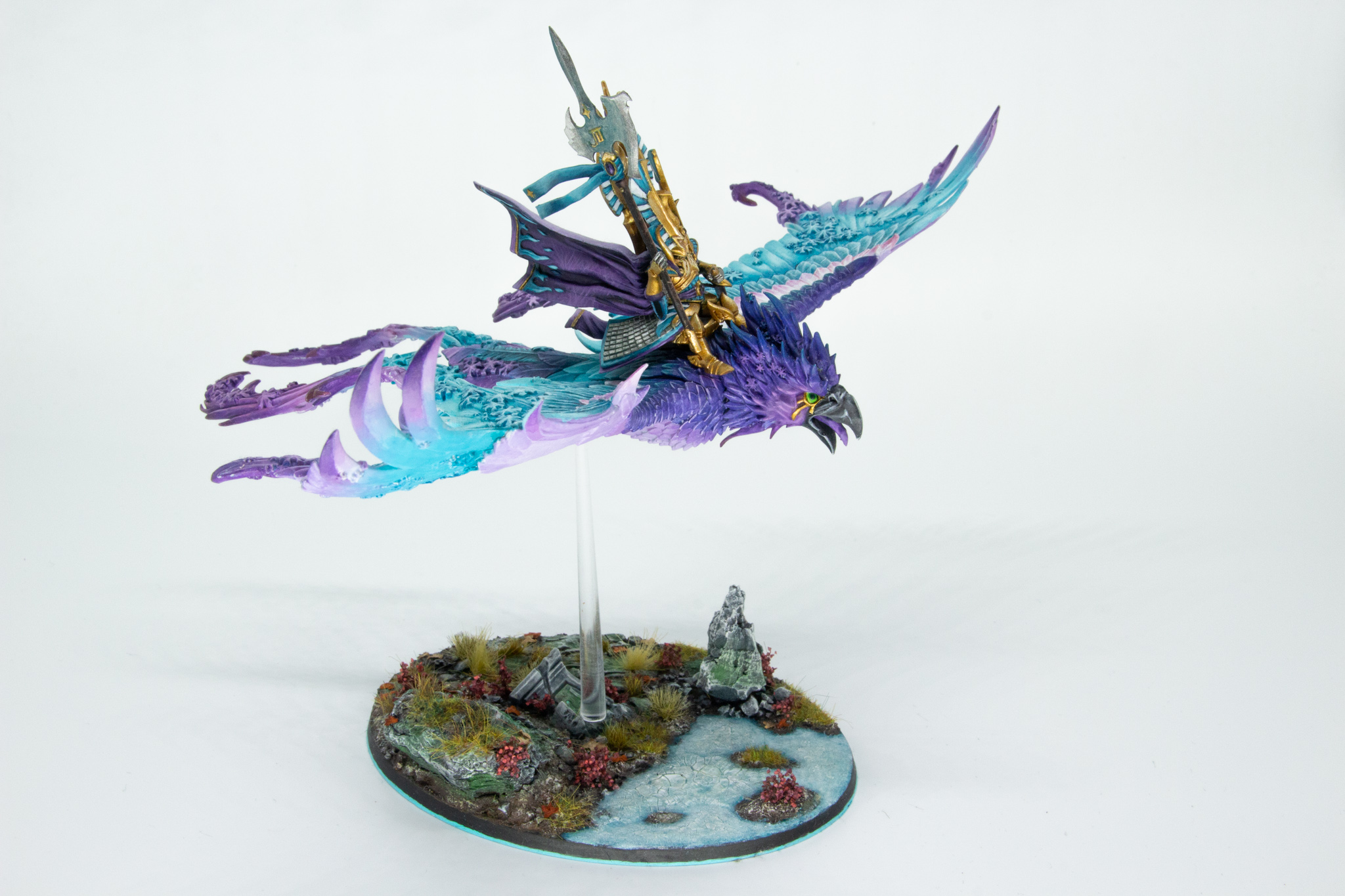 Frostheart Phoenix / Phénix Coeur-de-givre
