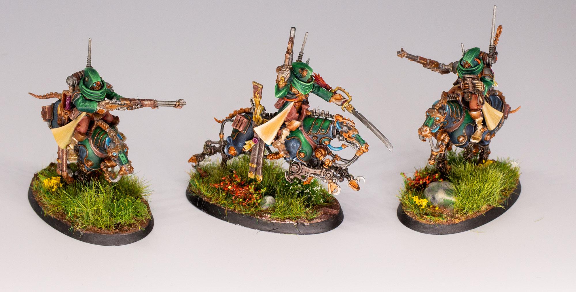 Serberys raiders